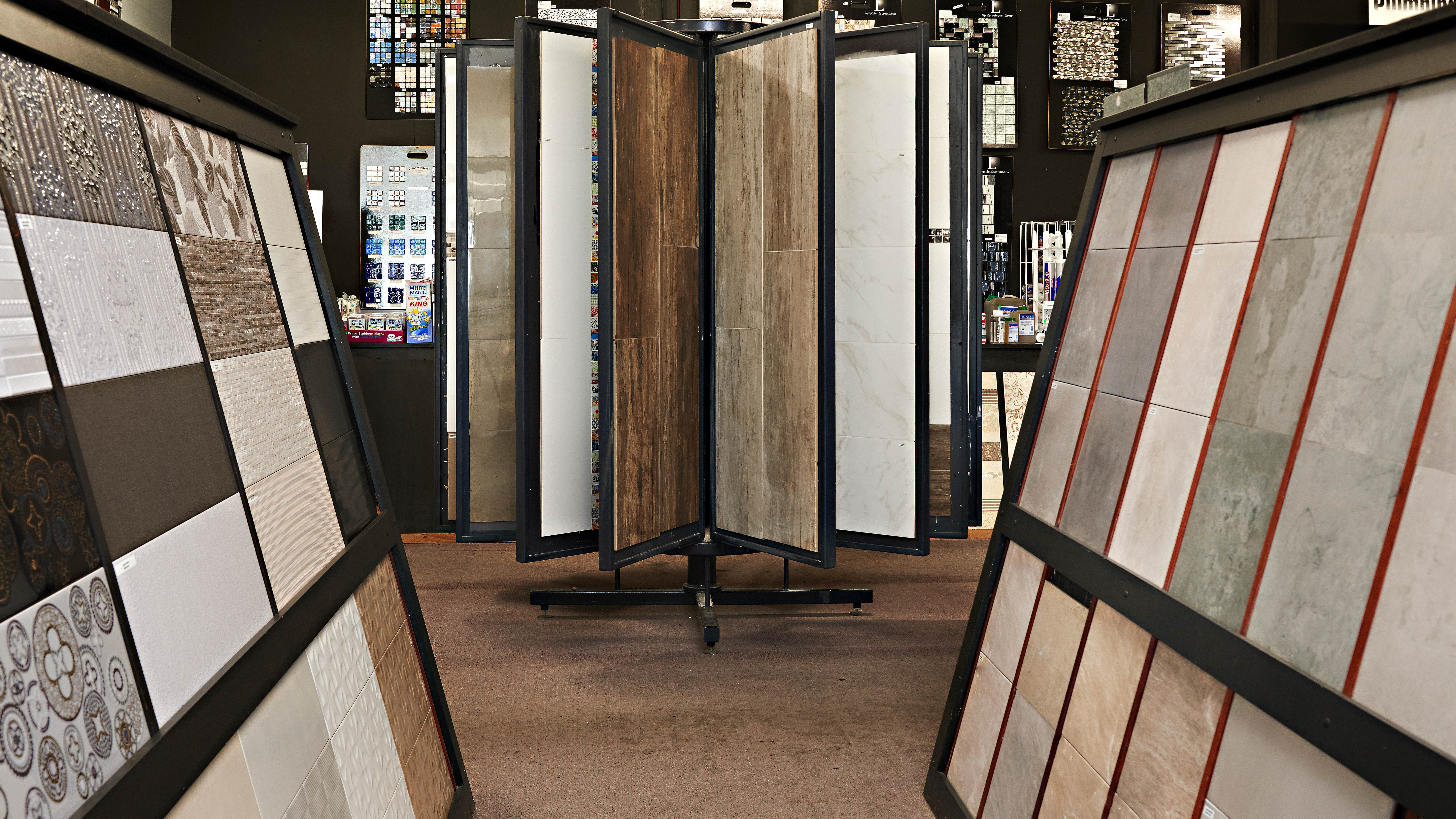 Floor & Wall Tiles at Bathroom Decor & Tiles Albany